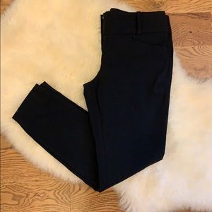 The Limited Ideal Stretch Black Desspants
